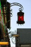 Lanterna decorativa Foto de Stock