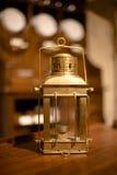 Lanterna del metallo dell'annata Fotografia Stock