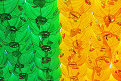 Lanterna della Corea immagine stock libera da diritti