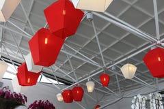 Lanterna della lampada Fotografie Stock