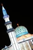Lanterna della moschea Fotografia Stock