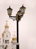 Lanterna della via fotografie stock libere da diritti