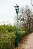 Lanterna della via Fotografie Stock