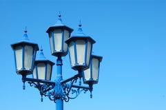 Lanterna della via Fotografia Stock