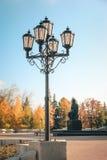 Lanterna della via Immagini Stock Libere da Diritti