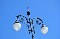 Lanterna della via Immagini Stock