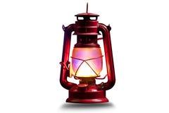 Lanterna di cherosene Fotografie Stock