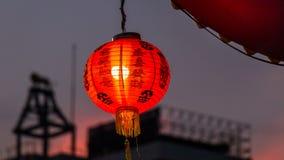 Lanterna di Chiness Fotografia Stock