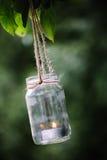 Lanterna di DIY Fotografia Stock Libera da Diritti