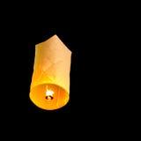 Lanterna di galleggiamento Immagini Stock Libere da Diritti