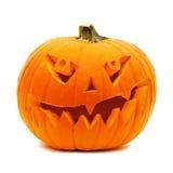 Lanterna di Halloween Jack o Fotografie Stock