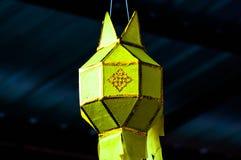 Lanterna di Lanna fotografia stock libera da diritti