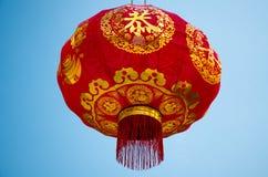 Lanterna di nuovo anno del cinese tradizionale fotografia stock libera da diritti