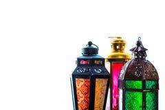 Lanterna di Ramadan Fotografie Stock Libere da Diritti
