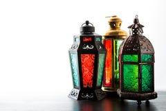 Lanterna di Ramadan Fotografie Stock