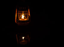 Lanterna di tempesta Fotografie Stock
