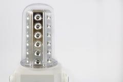 Lanterna do diodo emissor de luz Foto de Stock