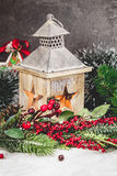 Lanterna do feriado Fotos de Stock Royalty Free