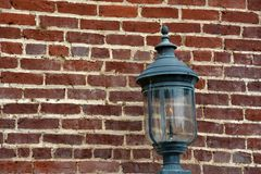 Lanterna do gás Foto de Stock Royalty Free