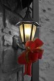 Lanterna do Natal Fotografia de Stock