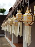 Lanterna do norte no templo Imagens de Stock Royalty Free