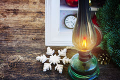 Lanterna do vintage Imagens de Stock Royalty Free