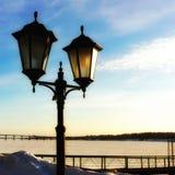 Lanterna do vintage Imagem de Stock Royalty Free