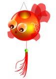 Lanterna dos peixes Ilustração Royalty Free