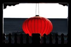 Lanterna e quadro Imagens de Stock