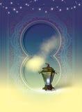 Lanterna egiziana Immagini Stock Libere da Diritti