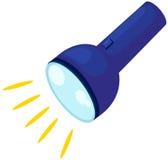 Lanterna elétrica ilustração do vetor