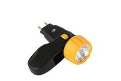 Lanterna elétrica de Rechagreable Foto de Stock