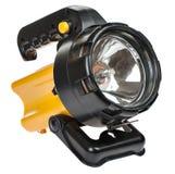 Lanterna elétrica poderosa da bateria Fotografia de Stock Royalty Free