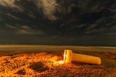 Lanterna elettrica Immagini Stock Libere da Diritti
