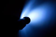 Lanterna elétrica Fotografia de Stock