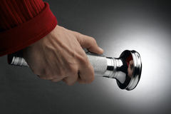 Lanterna elétrica Fotos de Stock Royalty Free
