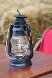 Lanterna em uma tabela em Copenhaga Fotos de Stock