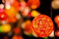 Lanterna extravagante Imagem de Stock Royalty Free