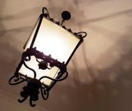 Lanterna gigante - encaixes interiores Foto de Stock Royalty Free