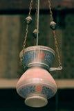 Lanterna islamica immagini stock