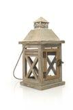 Lanterna isolata/concetto di Ramadan Lamp Immagine Stock Libera da Diritti