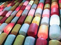 Lanterna japonesa tradicional Foto de Stock Royalty Free