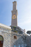Lanterna lighthouse, Genoa - Italy Royalty Free Stock Image