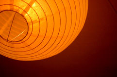 Lanterna luminosa Immagini Stock