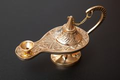 A lanterna mágica imagens de stock royalty free