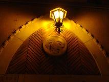 A lanterna na parede fotos de stock royalty free