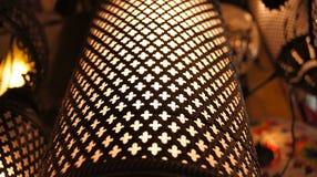 Lanterna no deserto, Dubai, UAE Imagens de Stock Royalty Free
