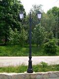 Lanterna no parque Fotos de Stock