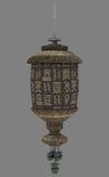 Lanterna orientale Immagine Stock