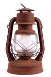 Lanterna oxidada imagens de stock royalty free
